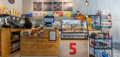 5 to go cumpără un lanț local de cafenele din Constanța