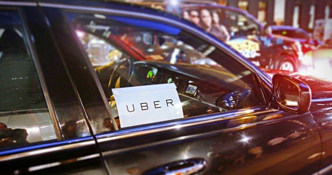 Uber lansează trei noi funcții în aplicație