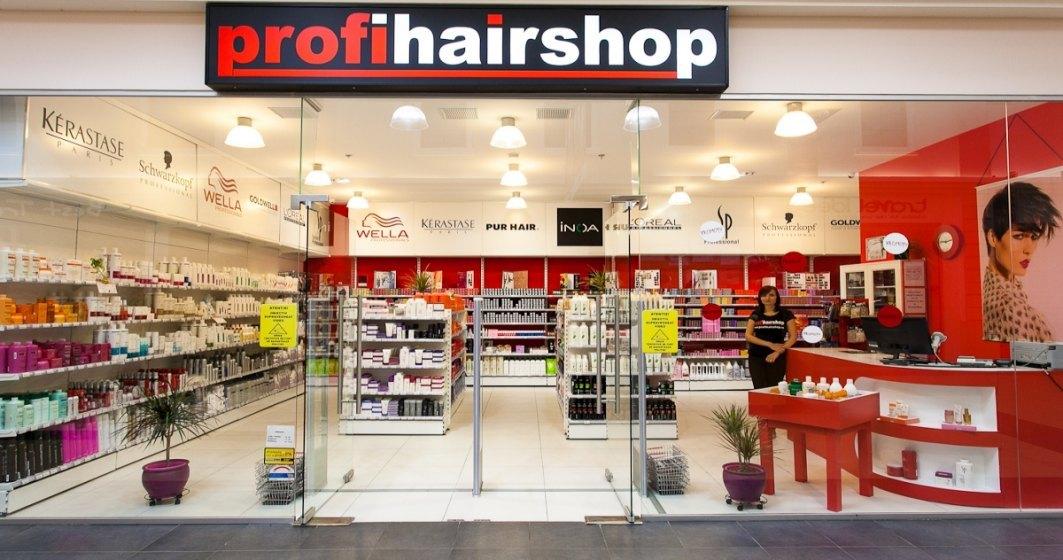 Profihairshop incepe expansiunea anului 2018 in vest si se indreapta catre 30 de magazine