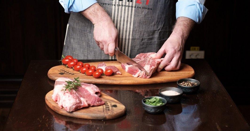 Preferințele românilor în materie de carne: antricot, cotlete de berbecuț, mușchi de capră și oase cu măduvă