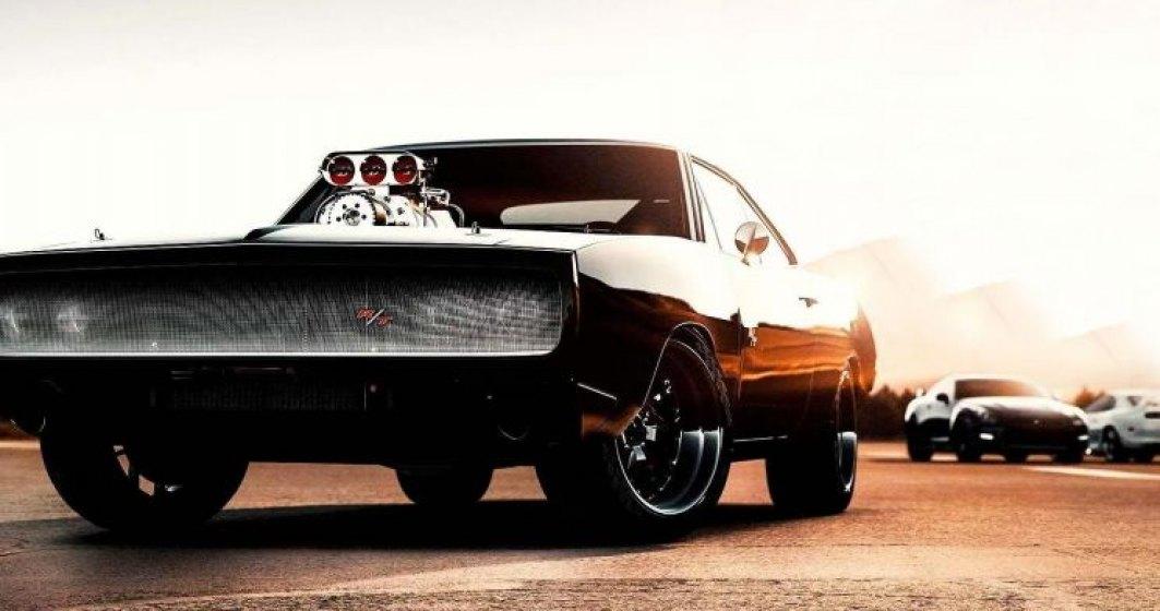 Cate masini au fost distruse in total in seria Fast and Furious? Cifra este impresionanta!