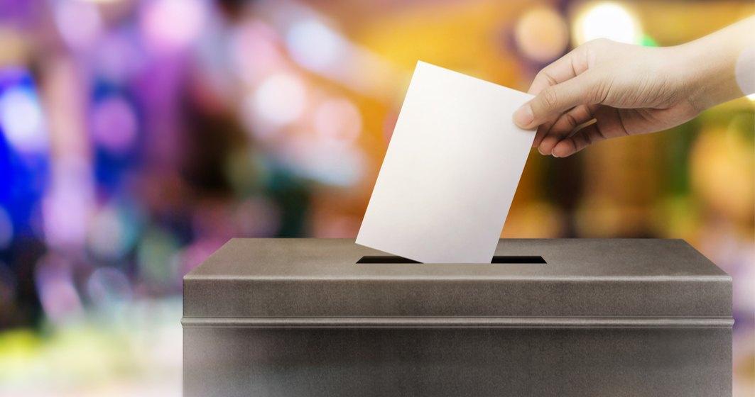 Alegeri locale 2020: Un primar decedat, votat într-o comună