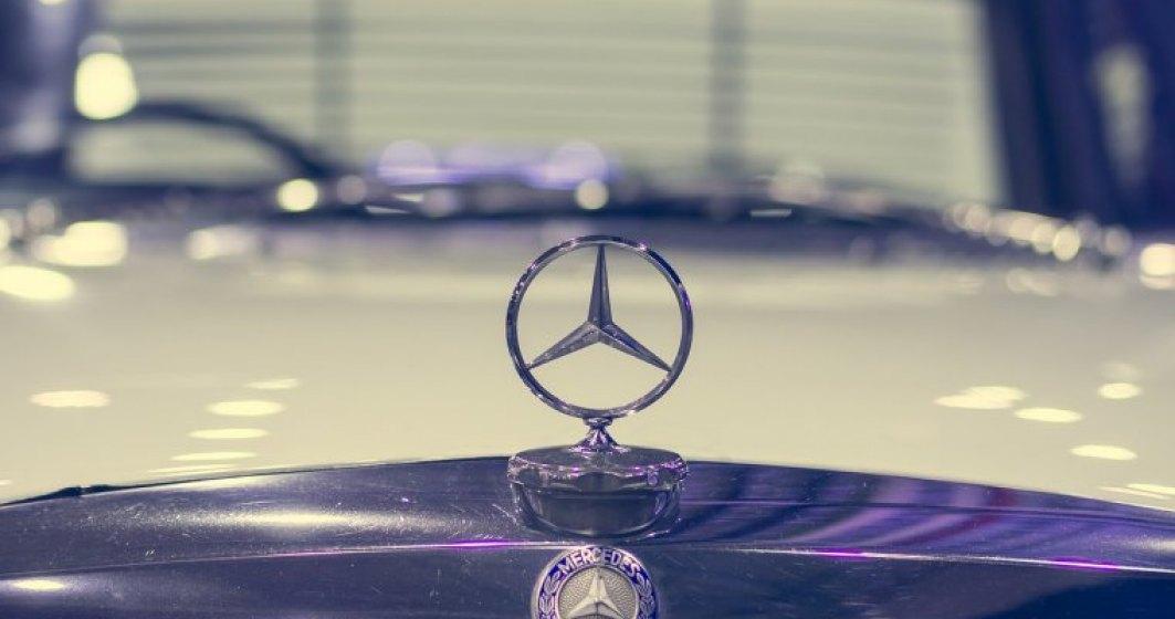 Mercedes-Benz a devenit cel mai mare producator de automobile de lux din lume, depasind BMW