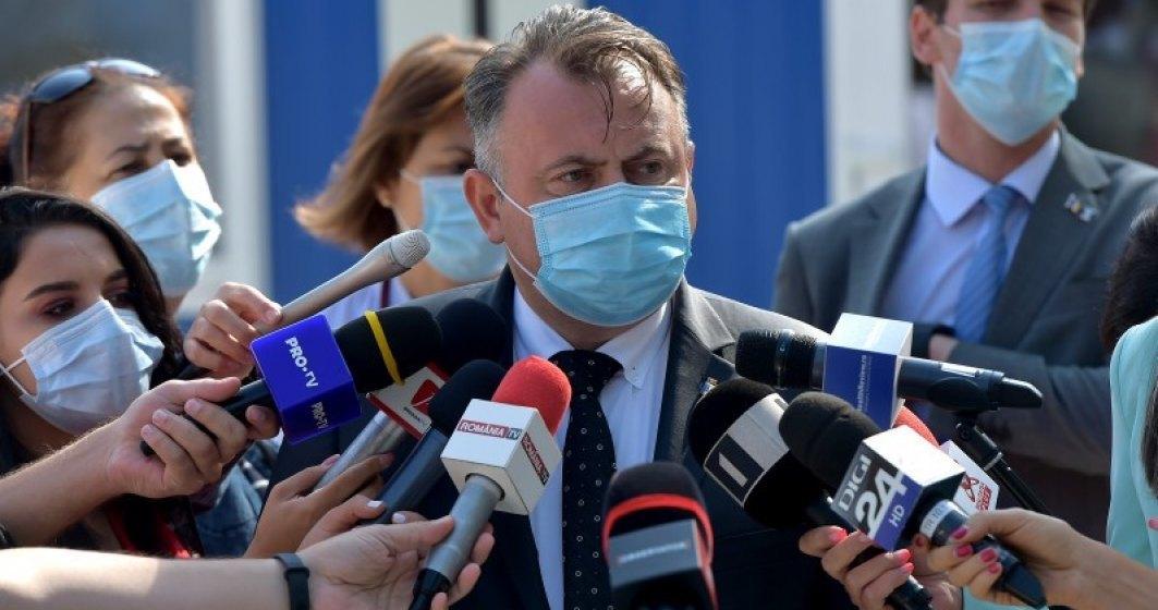 Nelu Tătaru: Vom primi eșalonat doze de vaccin anti-COVID în fiecare luna