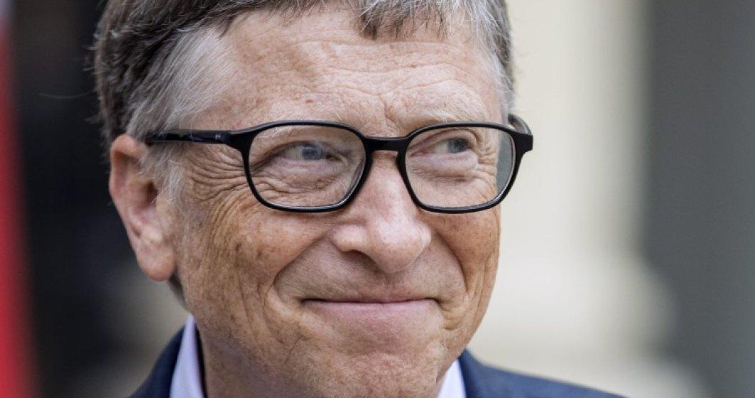 """Bill Gates a descoperit viitorul agricultorii. Omul de afaceri investește 50 MIL. dolari în roboți pentru """"fermieri"""""""