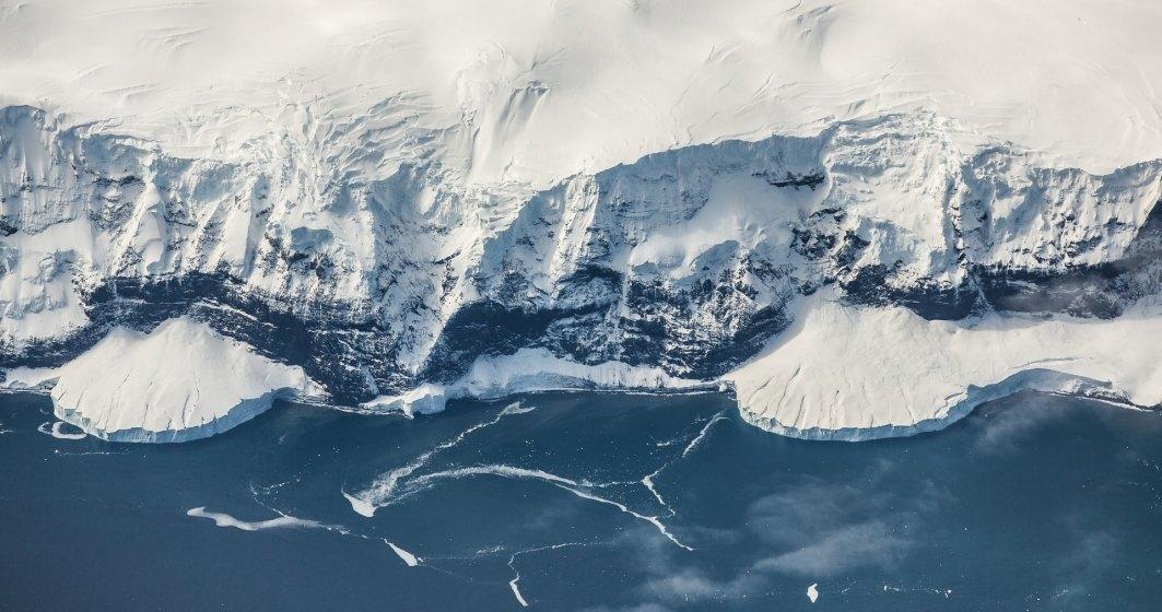 Cel mai mare aisberg din lume s-a format în largul Antarcticii