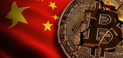 Lovitură pentru bitcoin: China interzice platformele de tranzacţionare cripto...