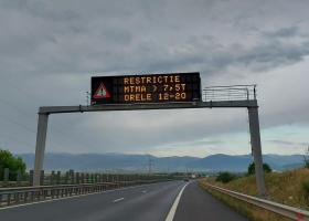 DN 1 A Ploieşti – Braşov s-a surpat în zona de munte: traficul este...