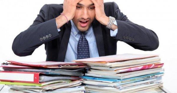 Oricat ar respecta regulile fiscale, directorii financiari tot au emotii in...