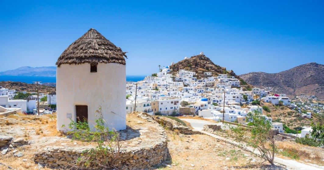 """""""Val istoric de căldură"""" în Grecia: peste zece persoane au fost internate"""