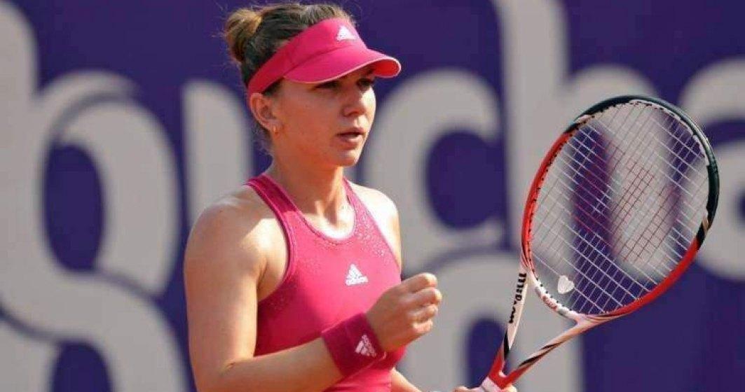 Simona Halep a pierdut finala turneului de la Roma si rateaza sansa de a urca pe locul 3 WTA - 2-
