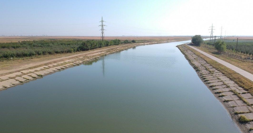 ANIF a încheiat contracte de irigații pentru o suprafaţă de peste 820.000 ha