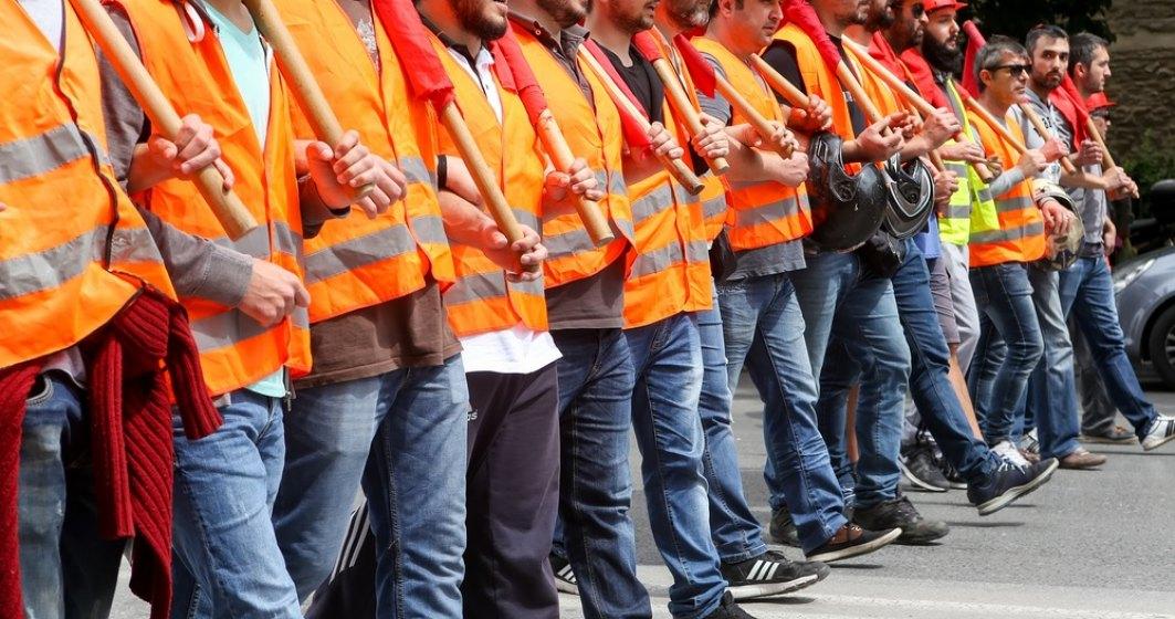 Transportul in Grecia, paralizat de o greva de 1 Mai