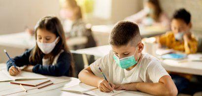 Structura anului școlar 2021 – 2022. Când încep elevii din România școala