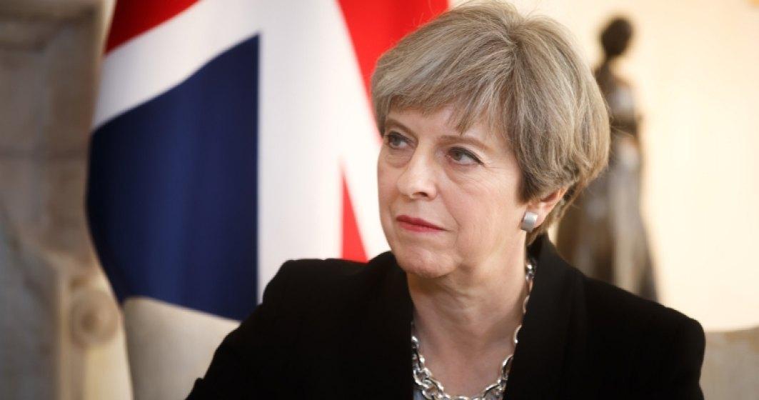 """Brexit: Theresa May se declara """"hotarata"""" sa puna in aplicare acordul de separare la data prevazuta"""