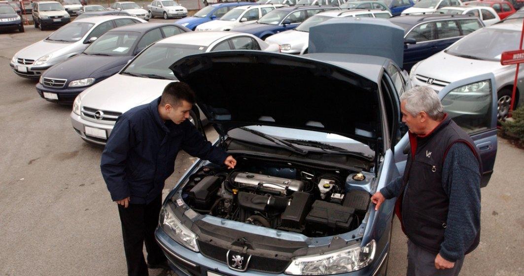 Piata auto a depasit 134.000 de unitati in primele 10 luni