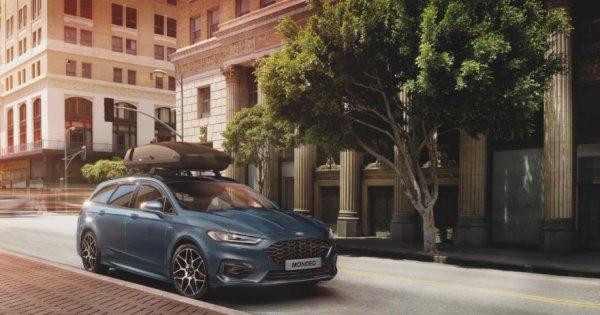 Ford renunță la motoarele convenționale pe benzină pentru Mondeo în favoarea...