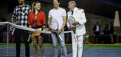 Ce este TennisWin: platforma finanțată de Gică Popescu și promovată de Halep...