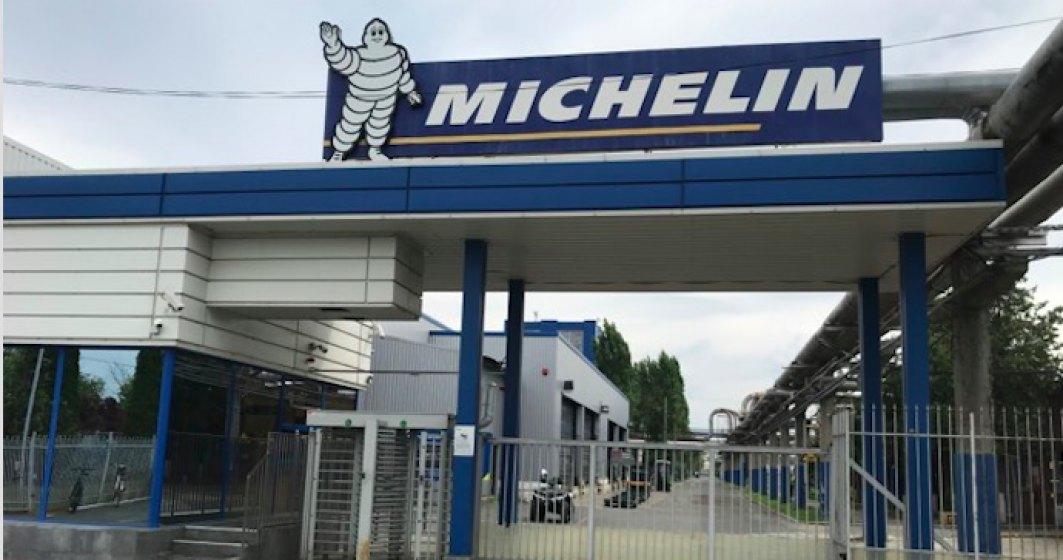 Michelin a oprit activitatea săptămâna aceasta în toate fabricile din România