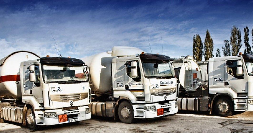 Cel mai mare transportator de produse petroliere din Romania a livrat peste 1,1 miliarde de litri carburant in 2017