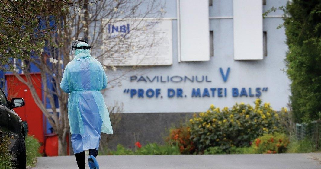 Incendiul Matei Balș: Încă un pacient care se afla în pavilionul V decedat