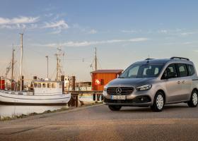Mercedes-Benz Vans lansează noul Mercedes-Benz Citan