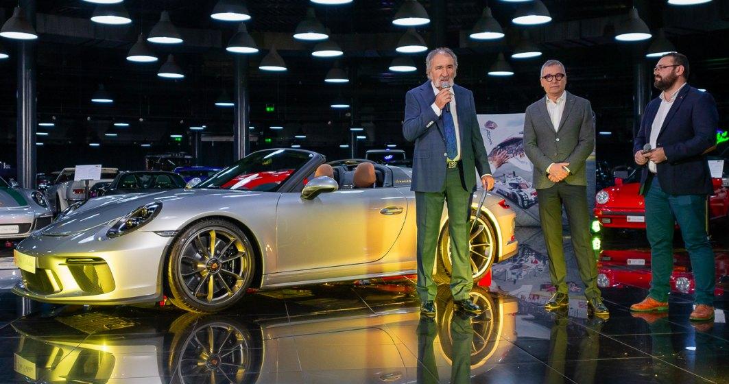 Ion Tiriac isi doreste SUV electric care soseste in 2020