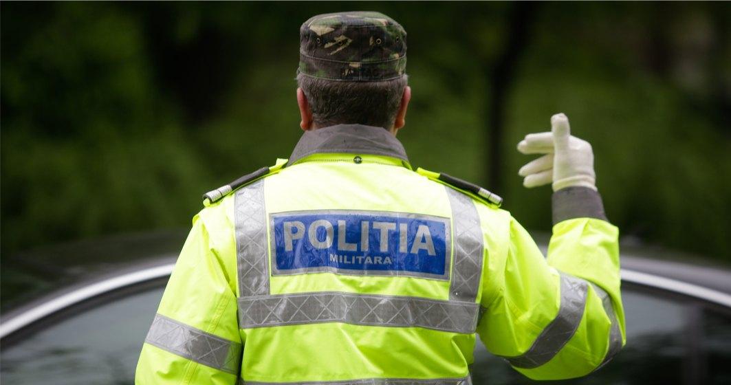 Un șofer român a primit cea mai mare sancțiune dată vreodată