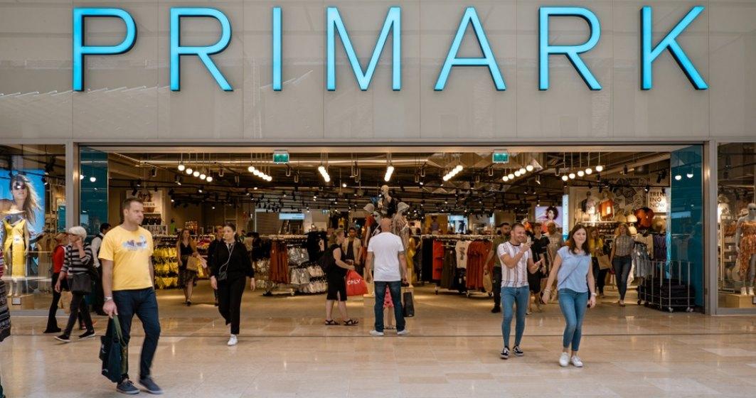 Ce spune discounterul de fashion Primark despre intrarea pe piața din România