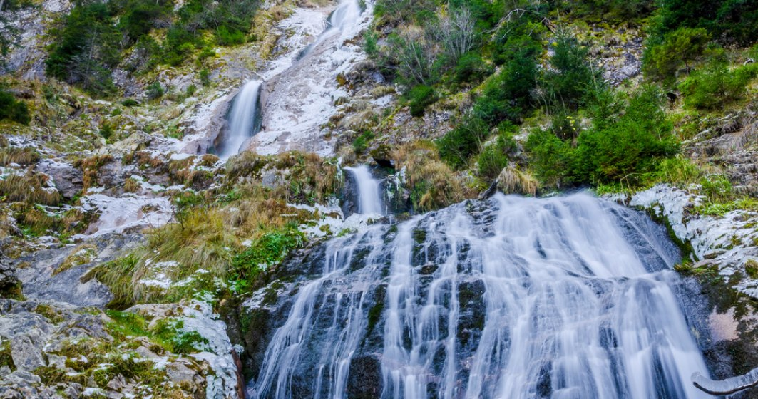 Loc de vis in Romania. Cascada Cailor: una dintre cele mai frumoase si impresionante cascade din Maramures