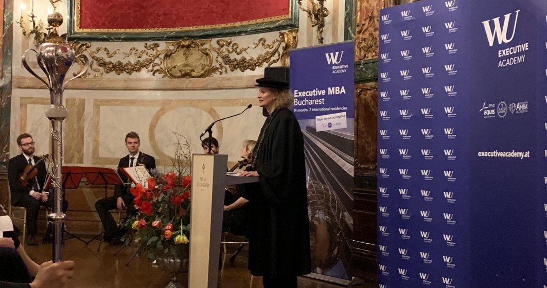 Profesorii de la Academia din Viena si absolventii romani explica avantajele unul MBA