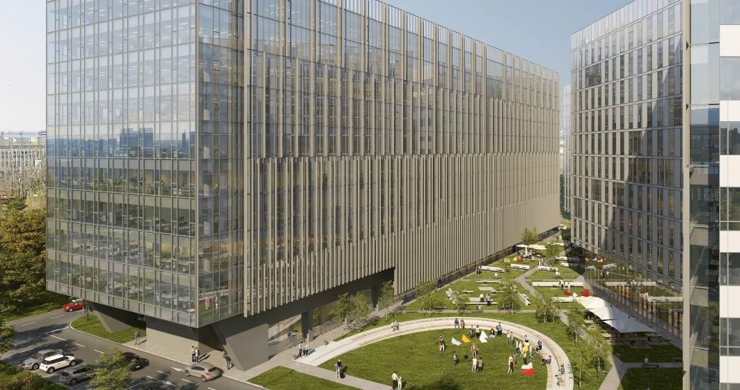 Skanska a inchiriat anul trecut peste 38.000 mp de spatii de birouri in Campus 6 si Equilibrium