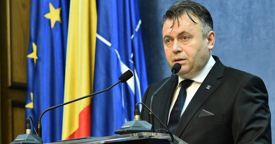 Tătaru face control la DSP București pentru deconturile testelor efectuate