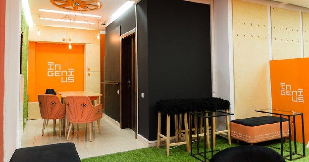 Ingenius Hub, cel mai nou accelerator pentru start-up-uri din Bucuresti. Ce isi propune si ce afaceri targeteaza