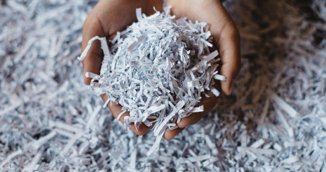 Cum și unde se poate recicla hârtia în România. Suntem încă pe ultimele locuri în UE la acest capitol
