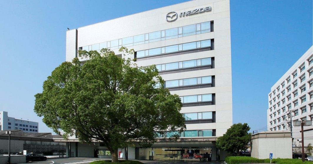 Uzinele Mazda reduc producția în martie și aprilie