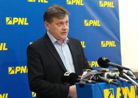 Crin Antonescu: PNL are o propunere bună, dătătoare de speranță cu generalul...