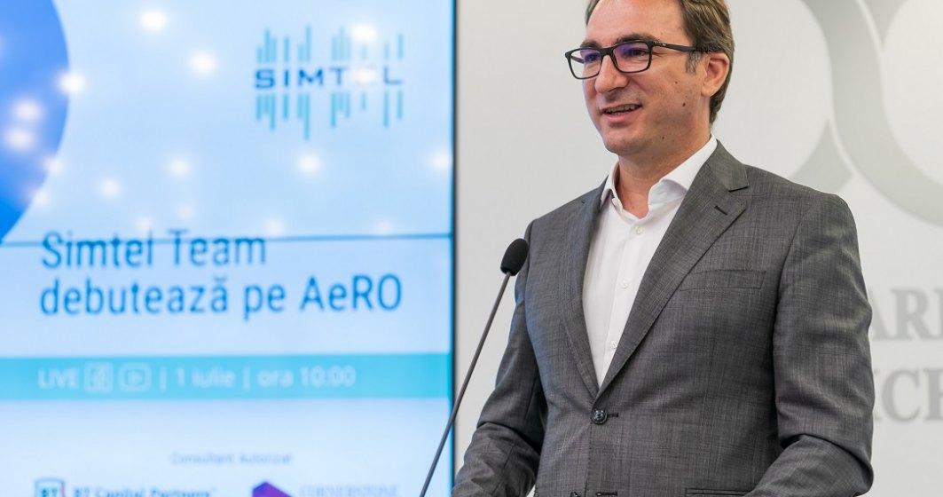 Simtel, compania românească de tehnologie și inginerie, s-a lista la BVB