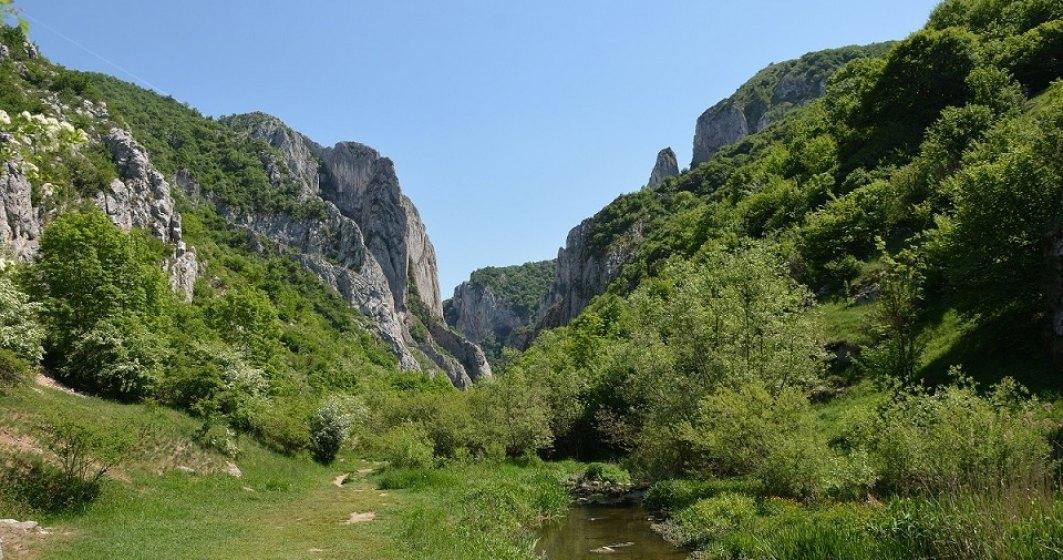 Circa 40.000 de turisti au vizitat Cheile Turzii in doar patru luni