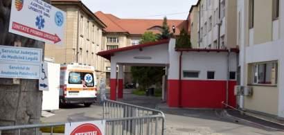 Directorul Spitalului Clinic Judeţean de Urgenţă (SCJU) din Sibiu nu a...