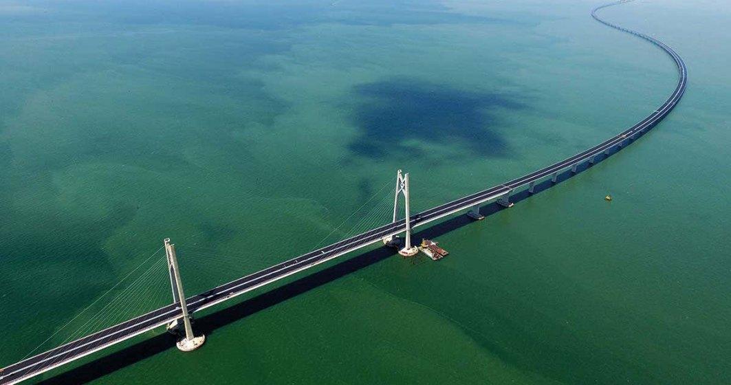 Top 10 cele mai lungi poduri din lume