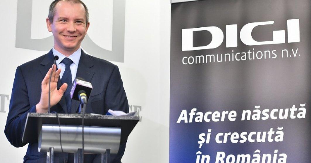 Digi Communications N.V. anunta cumpararea operatorului-cheie de telecomunicatii din Ungaria