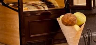 La Delicii, primul gelato bar din Centrul Vechi