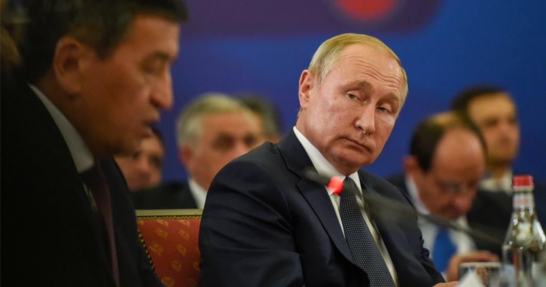 Vladimir Putin: Le vom sparge dinții celor care încearcă să inhațe ceva de la Rusia