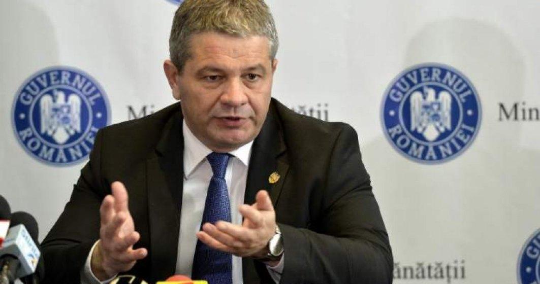 Ministrul Florian Bodog, audiat ca martor in dosarul medicului Mihai Lucan