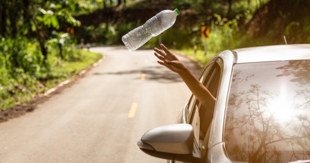 Circa 9 din 10 români susțin că ar returna PET-urile băuturilor consumate pentru reciclare
