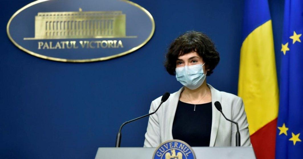 Andreea Moldovan: Două săptămâni de carantină ar face minuni