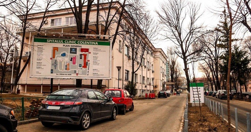 CORONAVIRUS: Spitalul Colentina devine centru pentru pacienții infectați cu COVID-19