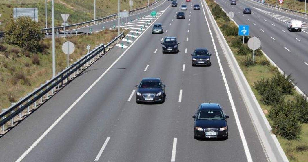 Soferii vor fi taxati pe autostrada spre Brasov de la iesirea din Capitala