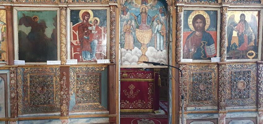 Biserica Lemnos Grecia